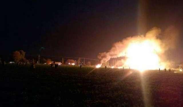 AMLO llama a todo el Gobierno a prestar auxilio por explosión de ducto 1
