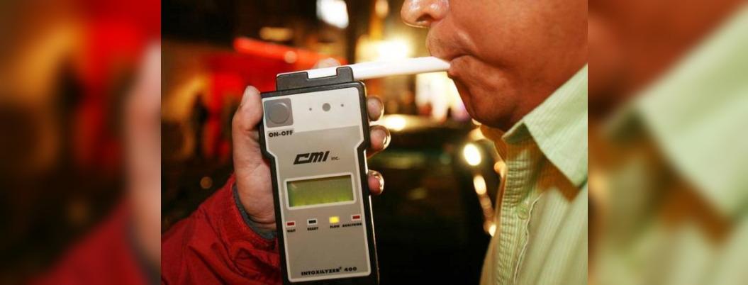 Redujo alcoholímetro 70% de accidentes en CDMX