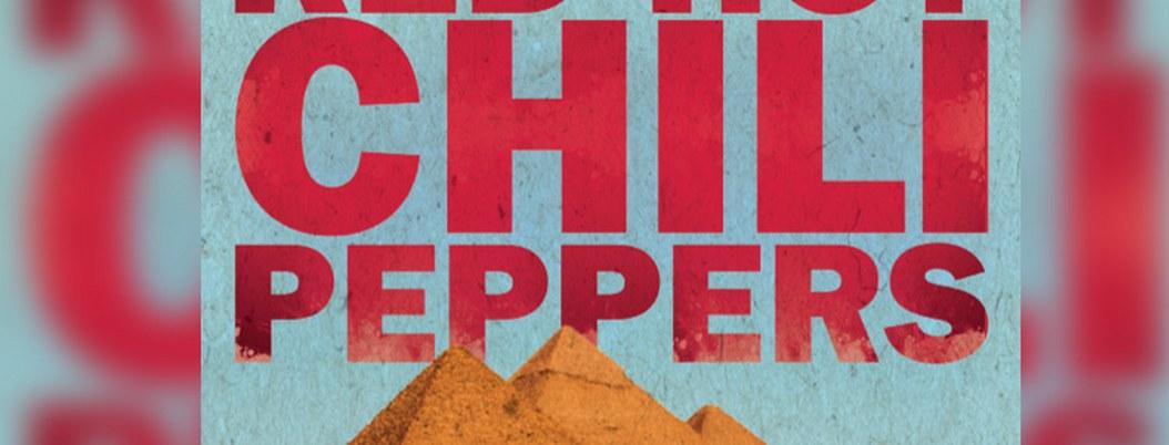 Red Hot Chili Peppers dará concierto en las pirámides de Egipto
