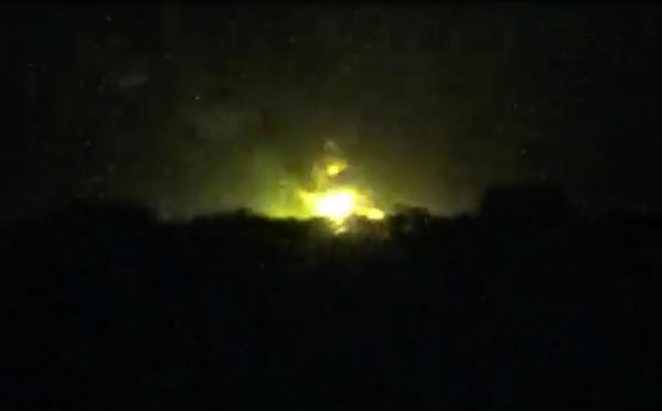 Estalla otra toma clandestina, ahora en Querétaro | VIDEO 1
