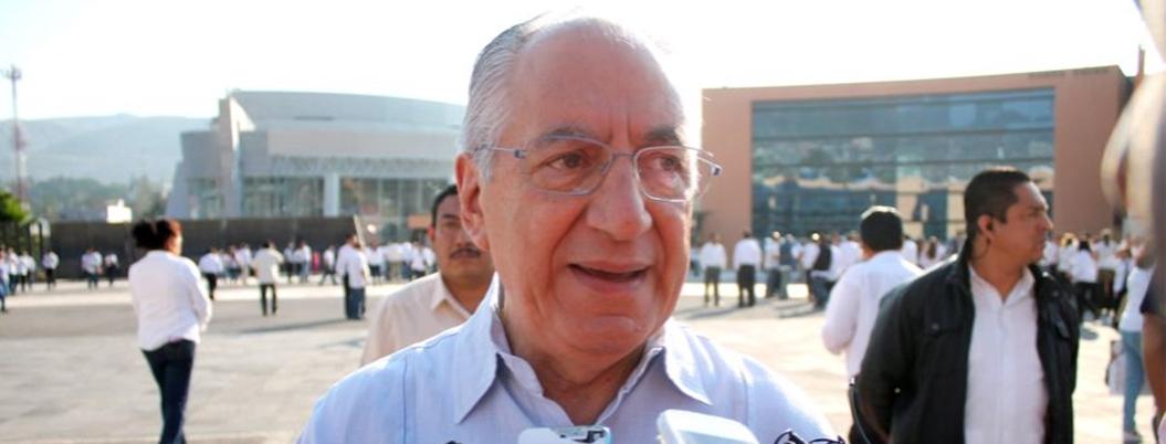 Congreso no pidió policías para frenar a CETEG: Florencio Salazar