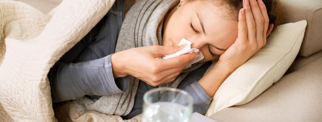 ¿Qué pasa con nuestro cuerpo cuando nos da gripe?