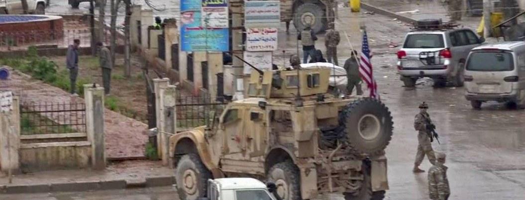 Mueren soldados estadounidenses en explosión en Siria