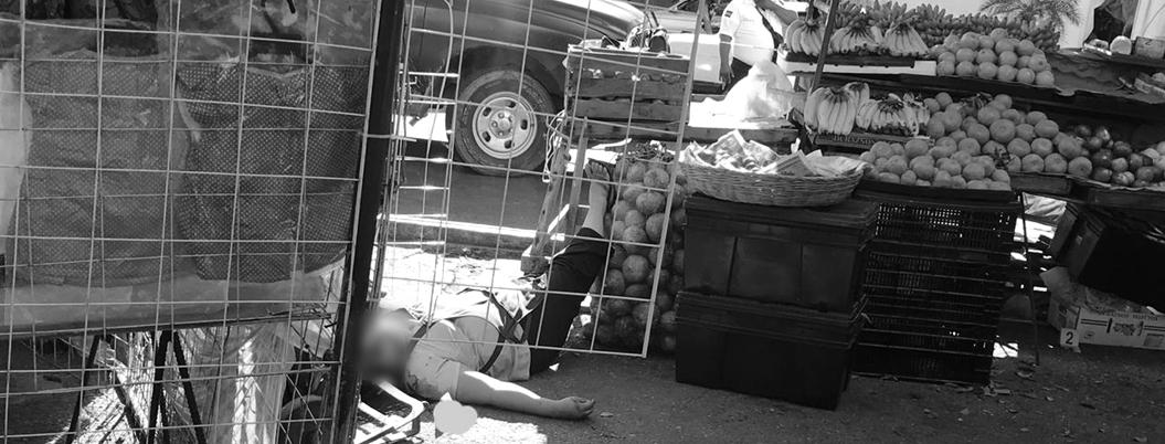 Asesinan a vendedora de frutas en la peligrosa Progreso de Acapulco