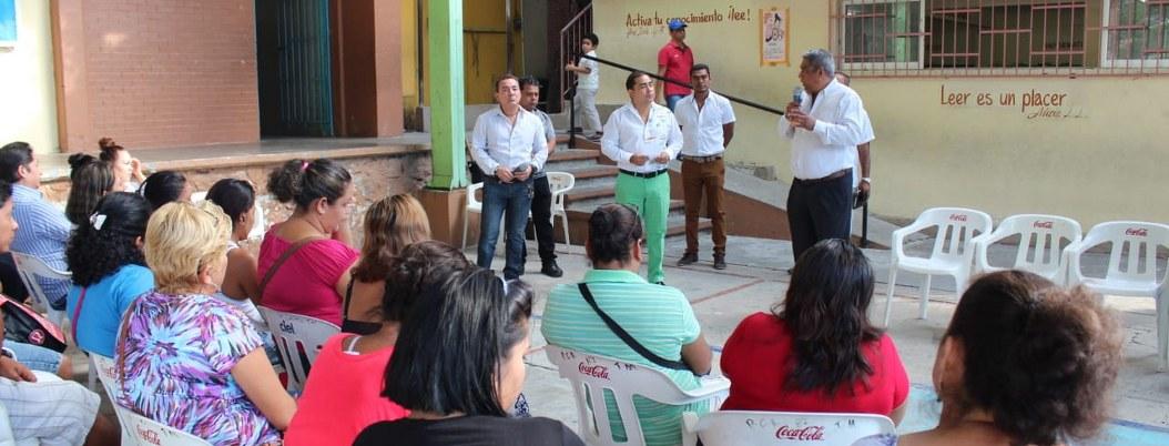 Síndico promueve escuelas de música en colonias violentas de Acapulco