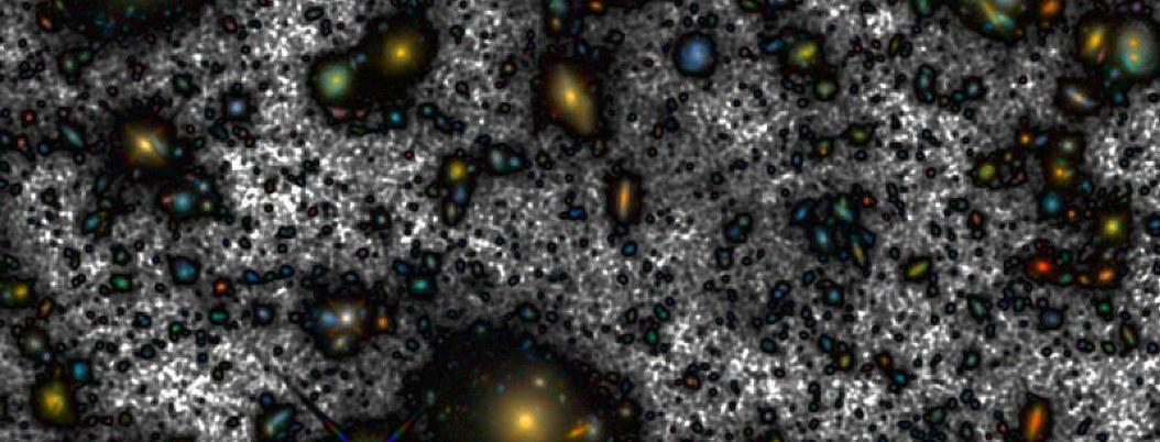 Así luce lo más profundo del universo según la NASA