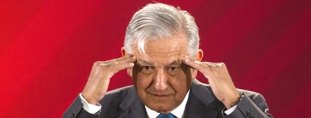 """""""Se acabaron los sindicatos del gobierno"""", señala AMLO"""