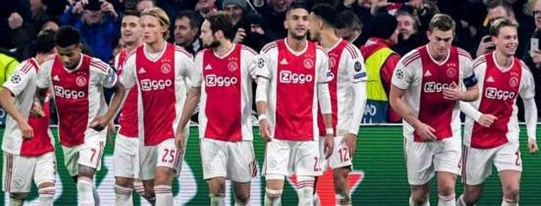 Ajax se reivindica en la Champions y recorta ventaja del PSV