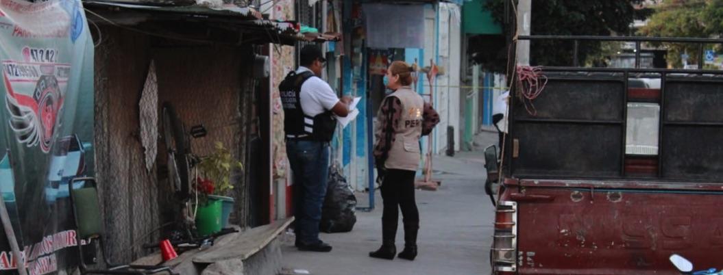 """Chilpancingo: comando """"levanta"""" a un hombre y dispara contra casa"""