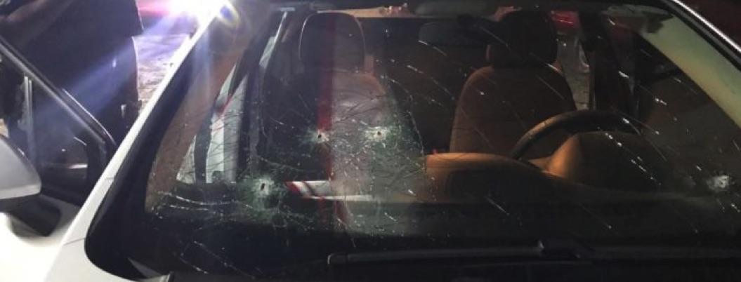 El Mijis sufre atentado a bordo de vehículo en San Luis Potosí