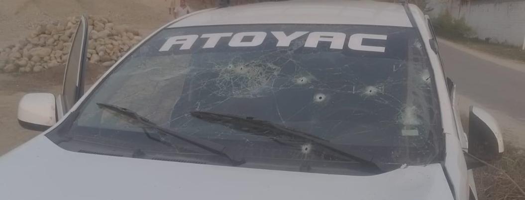 Atentado deja a líder criminal asesinado y una bebé herida en Atoyac