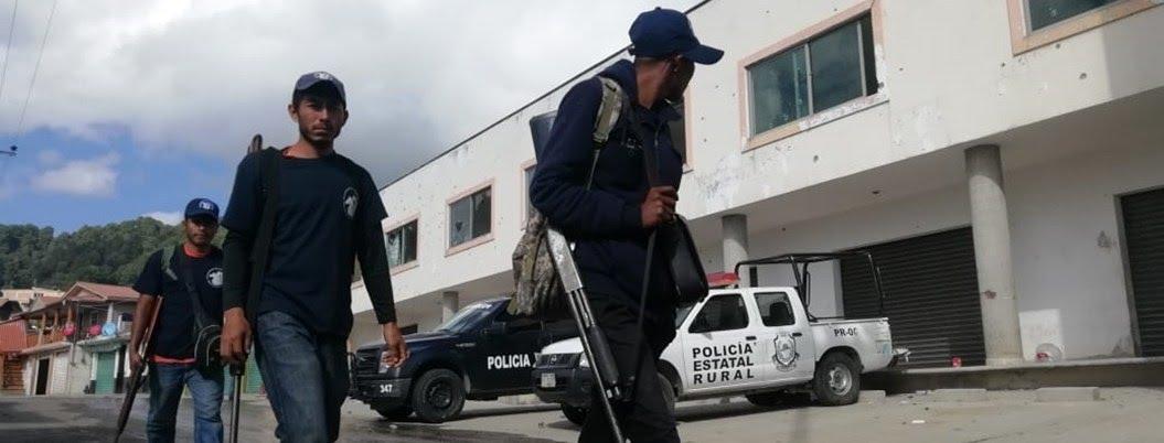 Comunitarios amenazan iniciar guerra contra Cártel del Sur en Chilpancingo