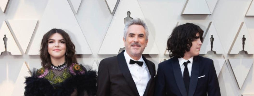 ¿Te mofaste del hijo de Cuarón por sus caras en los Oscar? Es autista