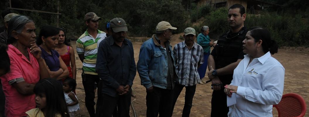 AMLO deja tirados a desplazados por la violencia en Guerrero