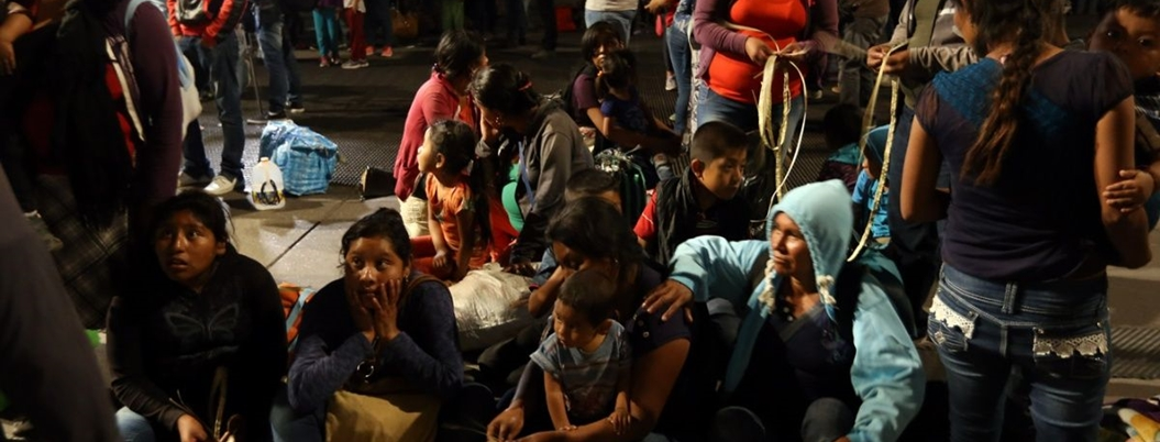 CNDH apura a AMLO para que atienda a desplazados de Guerrero