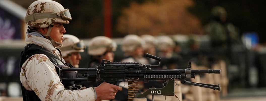 Guardia Nacional arriba a Guanajuato, Jalisco, Michoacán y Querétaro
