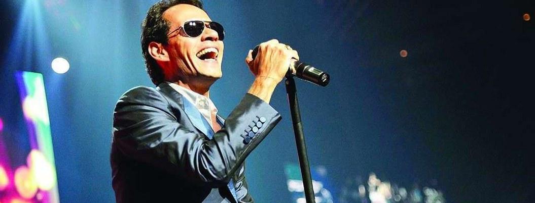 Marc Anthony pondrá a bailar salsa a la CDMX en mayo de este año