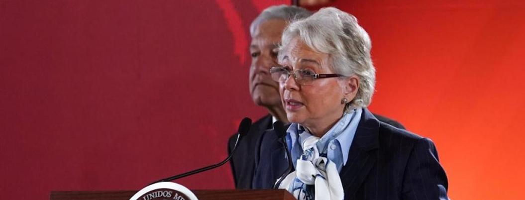Mamás, si ven corrupción, denuncien que yo las defiendo: Olga Sánchez