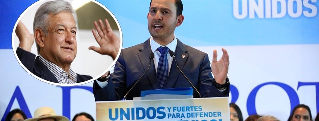 PAN convirtió en carnicería a México y quiere derrocar a AMLO