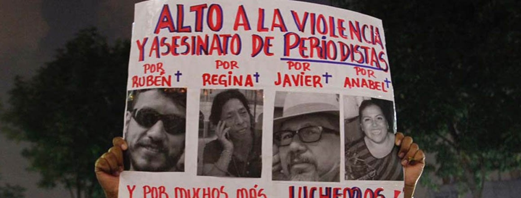 Asesinatos de periodistas y luchadores sociales no para; van 14 con AMLO