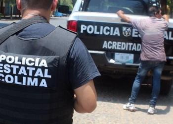 Policía colima