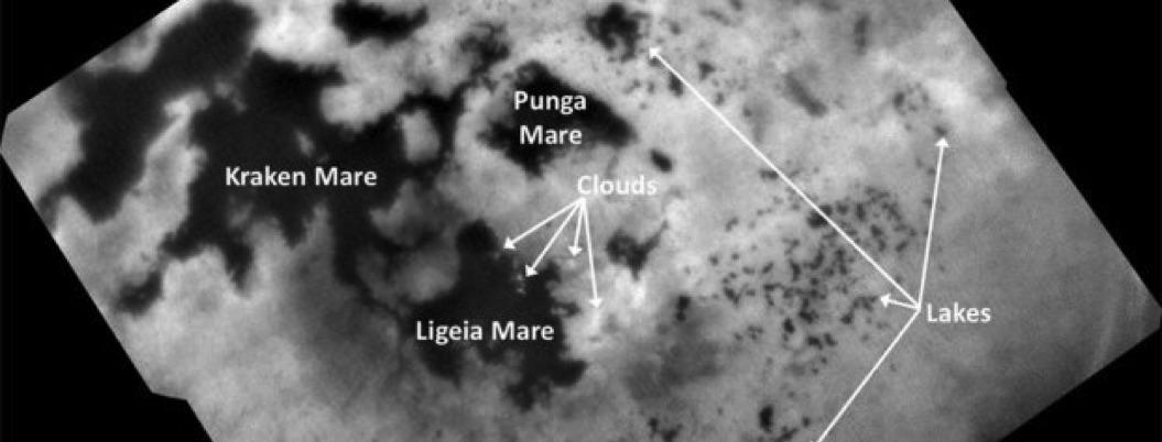 """Luna de Saturno podría albergar """"extraña vida alienígena"""": Nasa"""