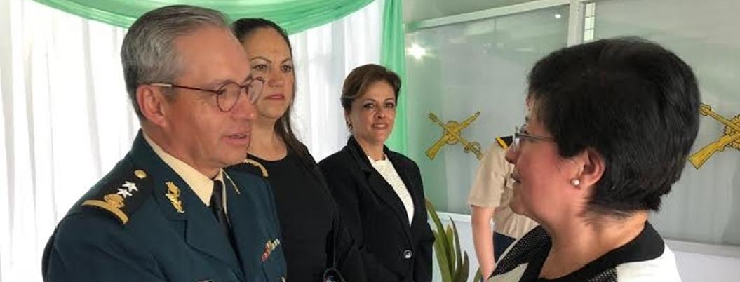 Guardia Nacional estará a cargo de un militar y académico