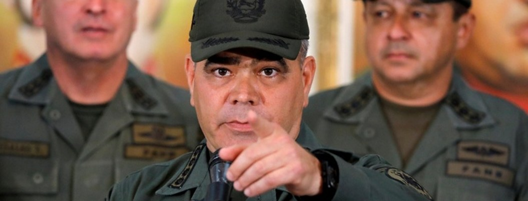 Venezuela declara alerta militar y cierra frontera con Curazao