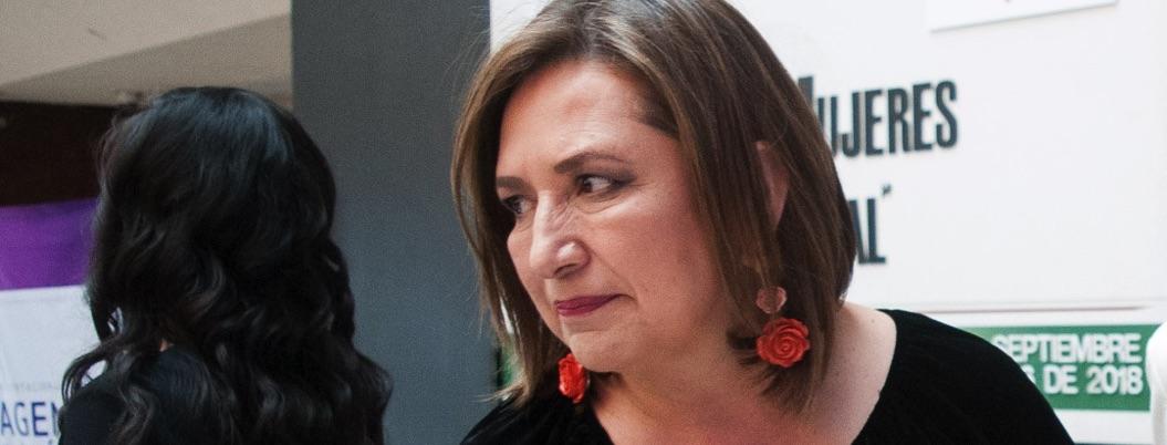 Xochitl Gálvez niega conflicto de interés con CFE y aclara contratos