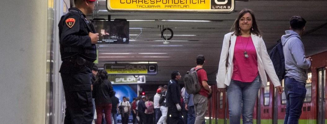 Arrestan a acosadores de mujeres en el Metro de la CDMX