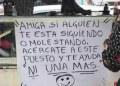 ambulantes pancarta