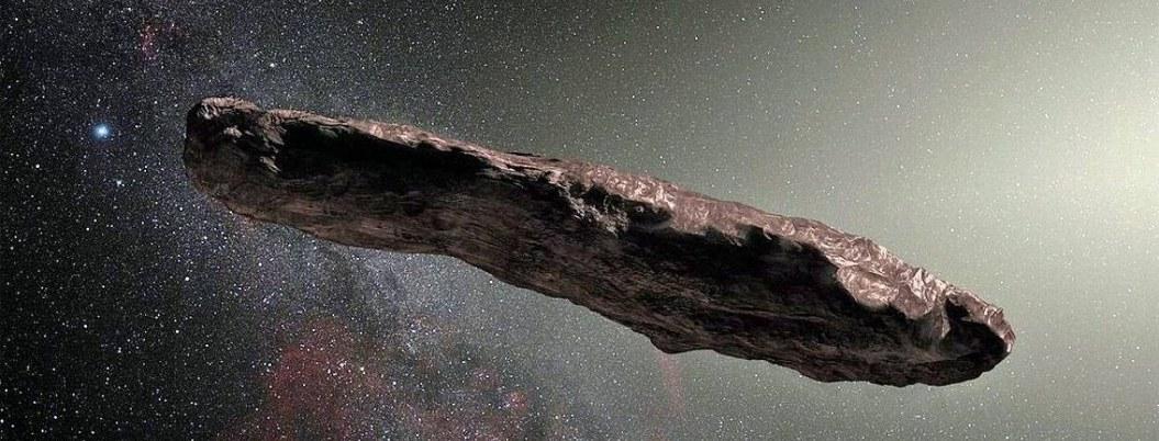 Asteroide podría ser objeto enviado por alienígenas: astrónomo
