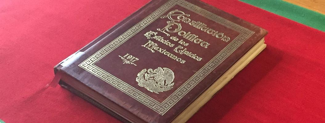 Constitución de México acumula 707 reformas en 102 años de existencia