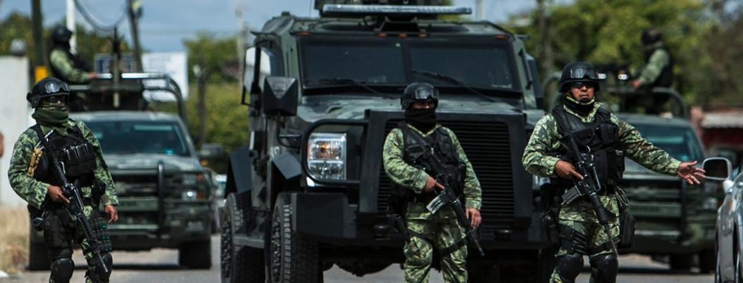 """""""Guardia Nacional estará consolidada en cuatro años"""": Durazo"""