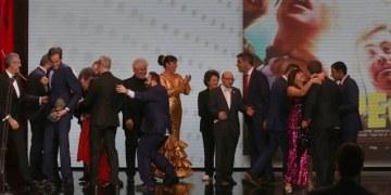 """""""El reino"""" casi triunfa en Los Goya pero truenan ante """"Campeones"""" 5"""