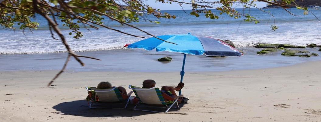 Playas de Guerrero se encuentran limpias; no hay riesgos para bañistas