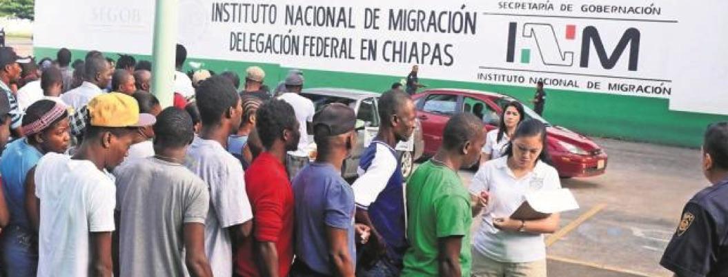 Gobierno de AMLO ha detenido a 500 mil migrantes durante 2019