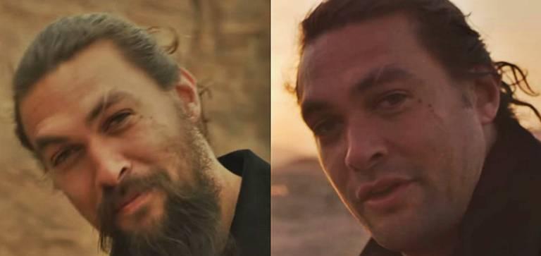 Jason Momoa le dice adiós a su barba; así luce ahora