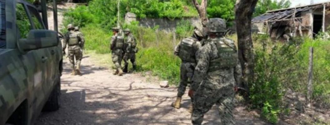 Enfrentamiento deja cuatro sicarios muertos en la sierra de Guerrero