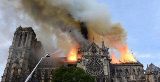 Más de 10 años podría tardar la reconstrucción en Notre Dame