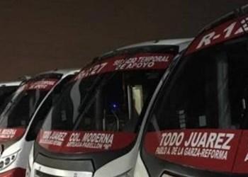 Transporte Nuevo León