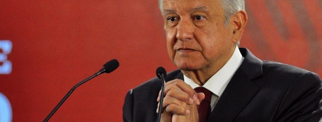 """""""Conservadores también tienen derecho a vivir en democracia"""": Obrador"""