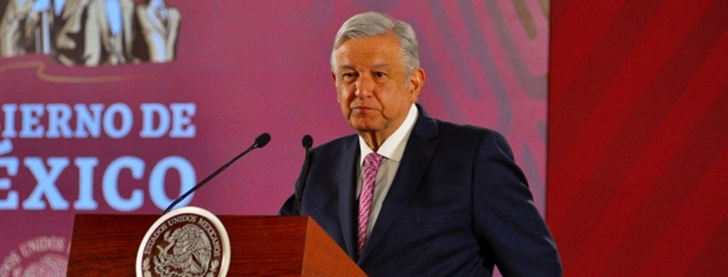 """Crearé un grupo de ayuda para enfermos de corrupción"": Obrador"