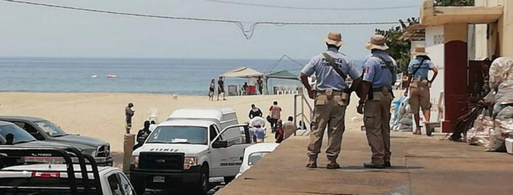"""Homicidios aumentaron un poquito en Guerrero"", reconoce gobernador"