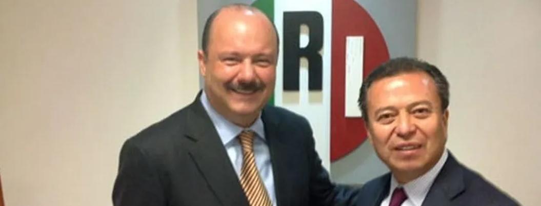 PRI intenta curarse de corrupción al expulsar a César Duarte