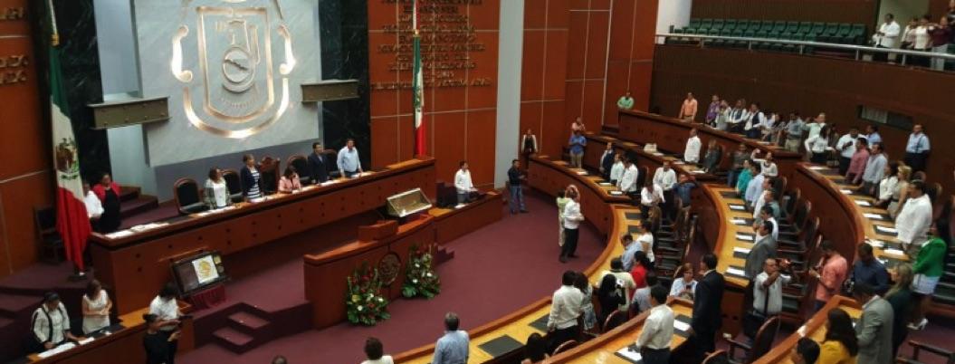 Diputados de Guerrero se van de vacaciones; regresan el 7 de agosto