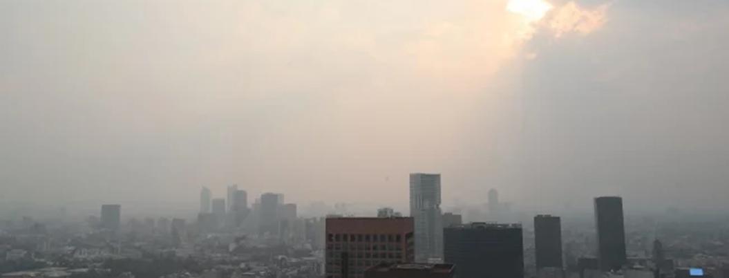 SEP suspendería clases por contaminación en la CDMX