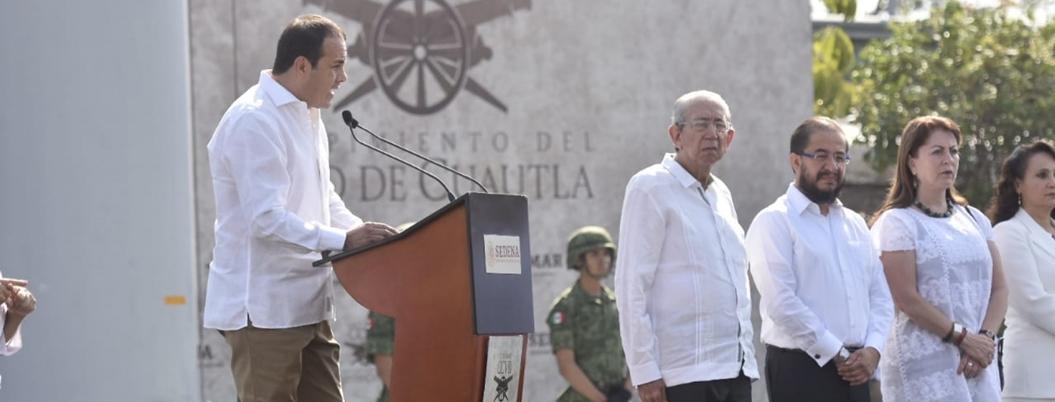 Blanco gobierna a Morelos de ceremonia en ceremonia