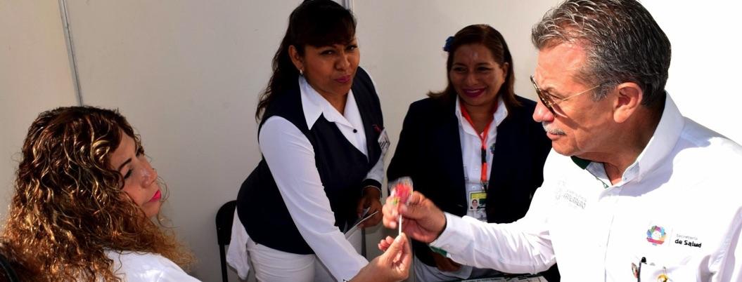 Reciben atención 5 mil pacientes por drogas en Guerrero durante 2018