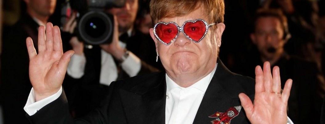 """Elton John reprueba mojigatería rusa ante escenas gay de """"Roketman"""""""